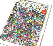 Cover of L'episode comics paper