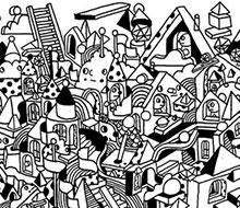 Pattern City