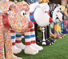 Gromit Unleashed HK at Elements