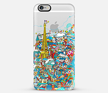 Iphone case design – Cou!Cou! Paris!