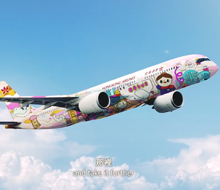 Hong Kong Airline video collaboration