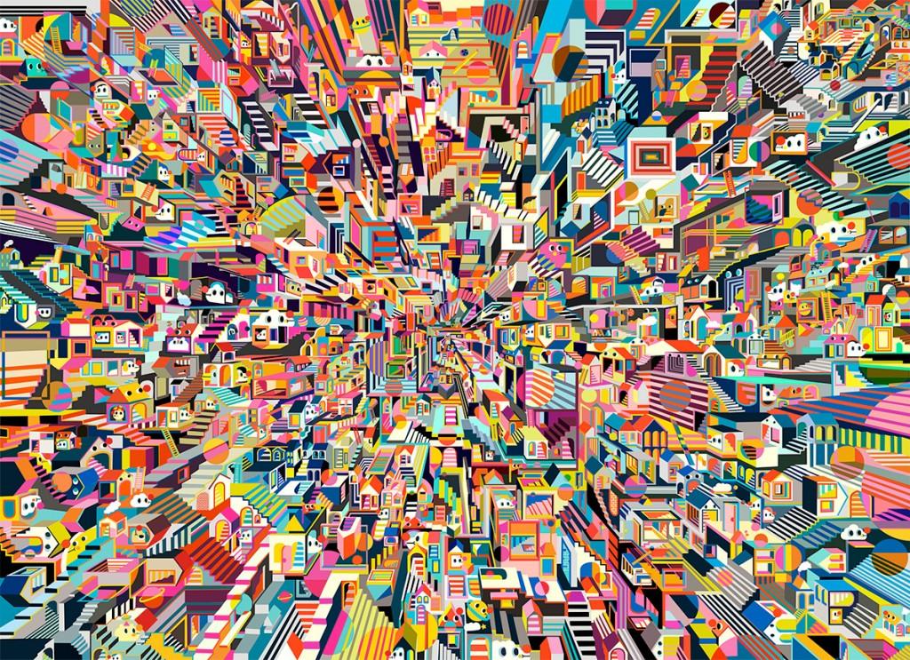 maze-messy-desk